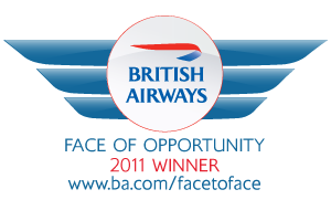 British Airways Award to Technology & Marketing Ventures
